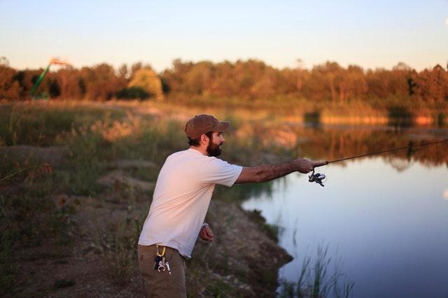 Hitta fiskekompisar